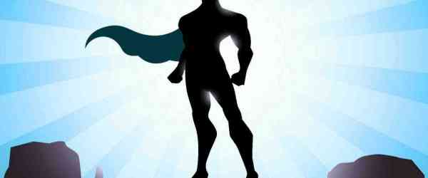 Be the hero the world needs now, Super(wo)man