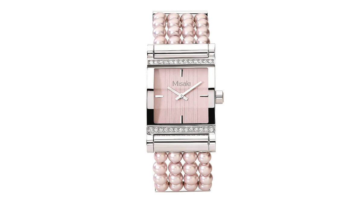 pearls watches index misaki watch