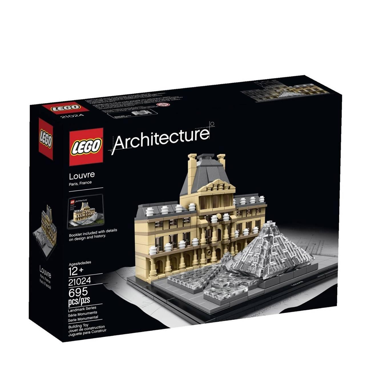 ARCHITECTURE LOUVRE