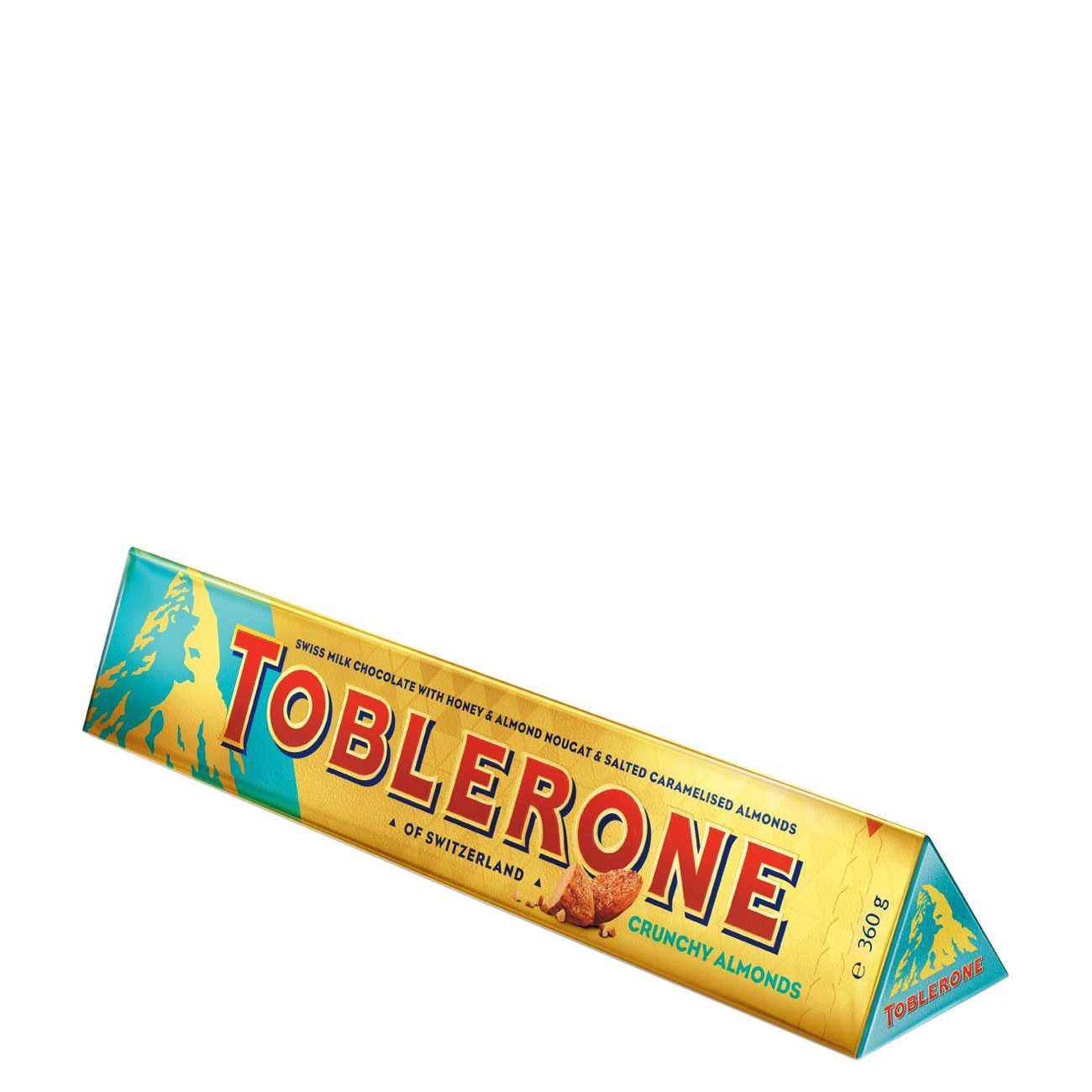 Toblerone Crunchy Almonds 360 G