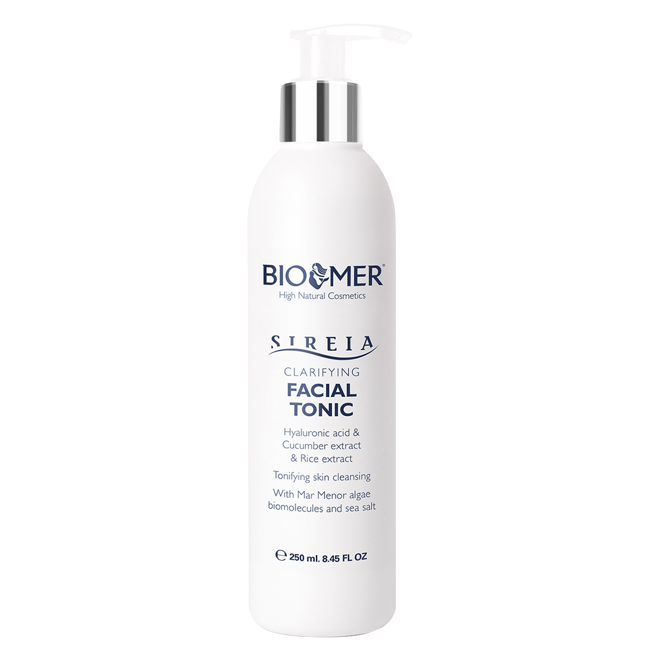 Facial Tonic 250ml Bio Mer imagine 2021 bestvalue.eu