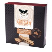 Legendary Dracula ARTISAN CRACKERS CARAWAY,FLAXSEED AND POPPY SEEDS Snacks 150 Grame