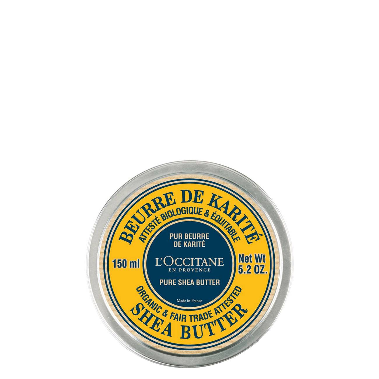PURE SHEA BUTTER 150 ML