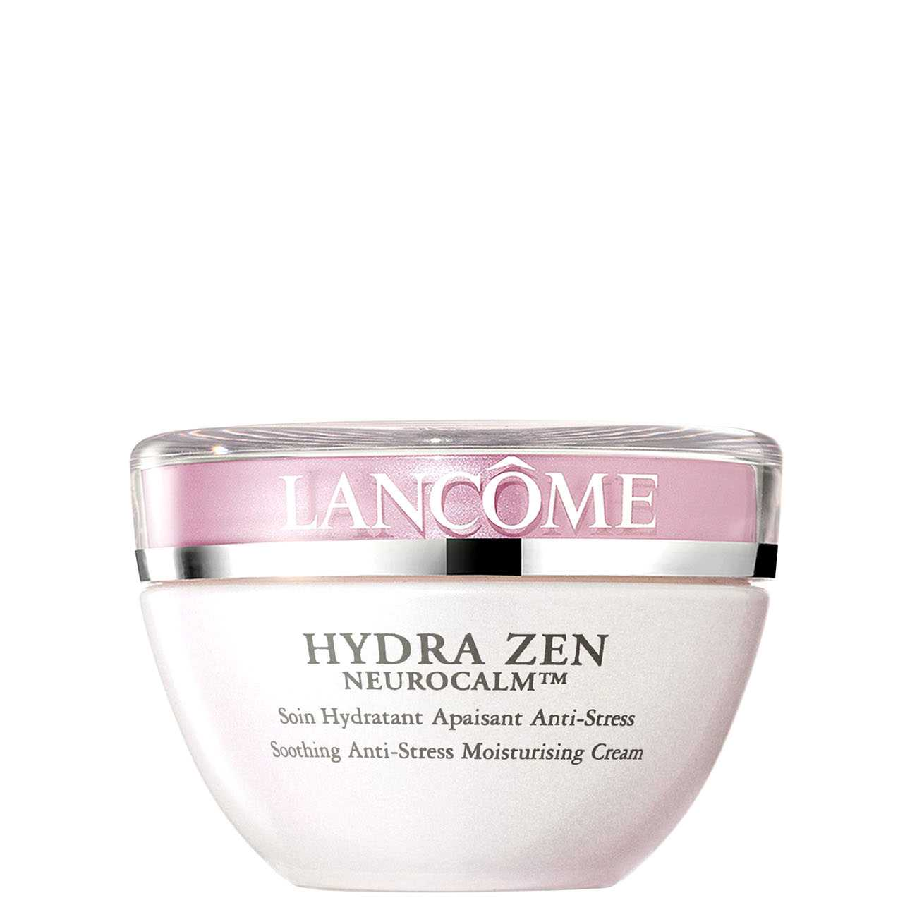 Hydra Zen Neurocalm Soothing Anti-Stress Moisturizing Cream 50 Ml Lancôme imagine 2021 bestvalue.eu