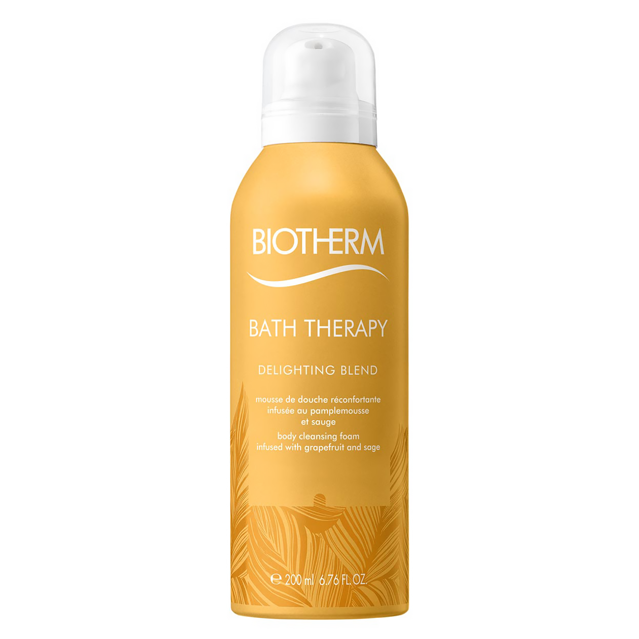 Bath Therapy Delighting Shower Foam 200ml