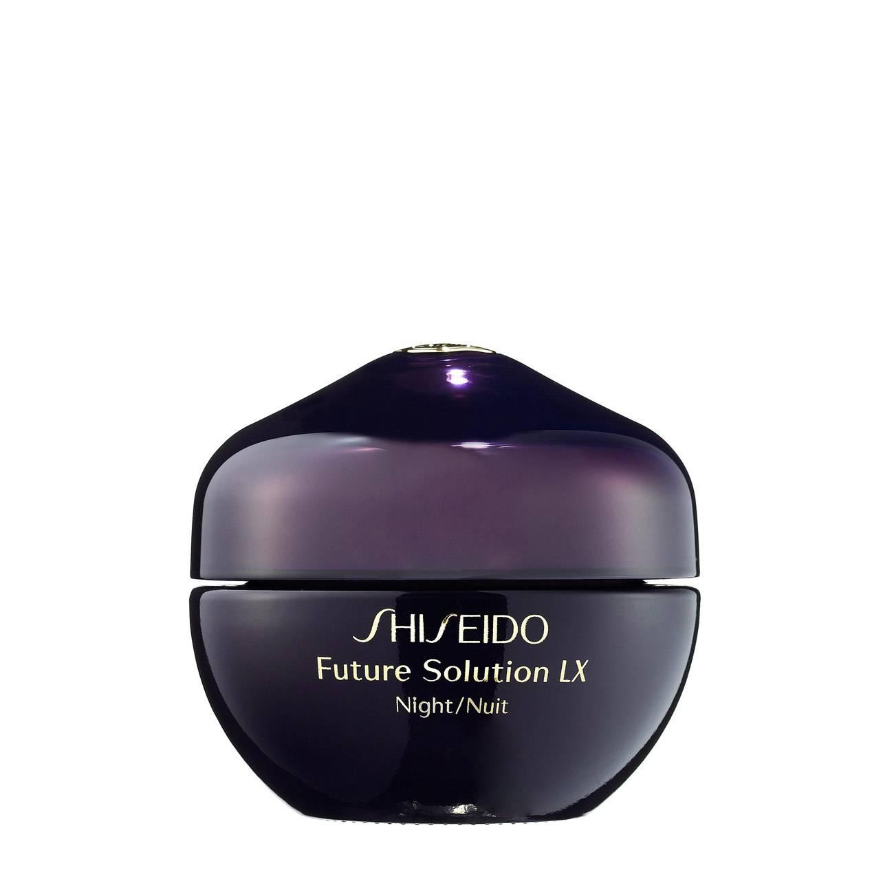 Future Solution Lx Night Cream 50 Ml Shiseido imagine 2021 bestvalue.eu