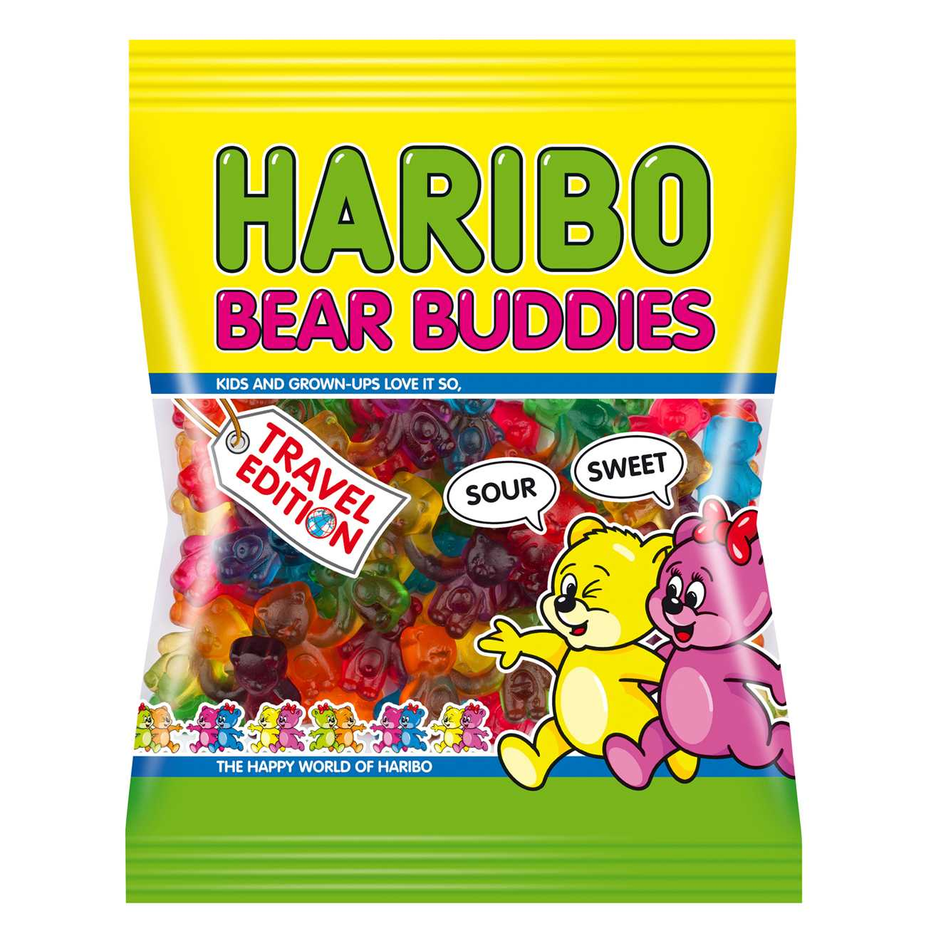 BEAR BUDDIES 500 G