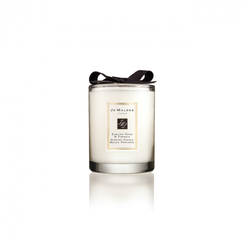 JO MALONE ENGLISH PEAR&FREESIA TRAVEL CANDLE INDIVIDUAL 60 GR