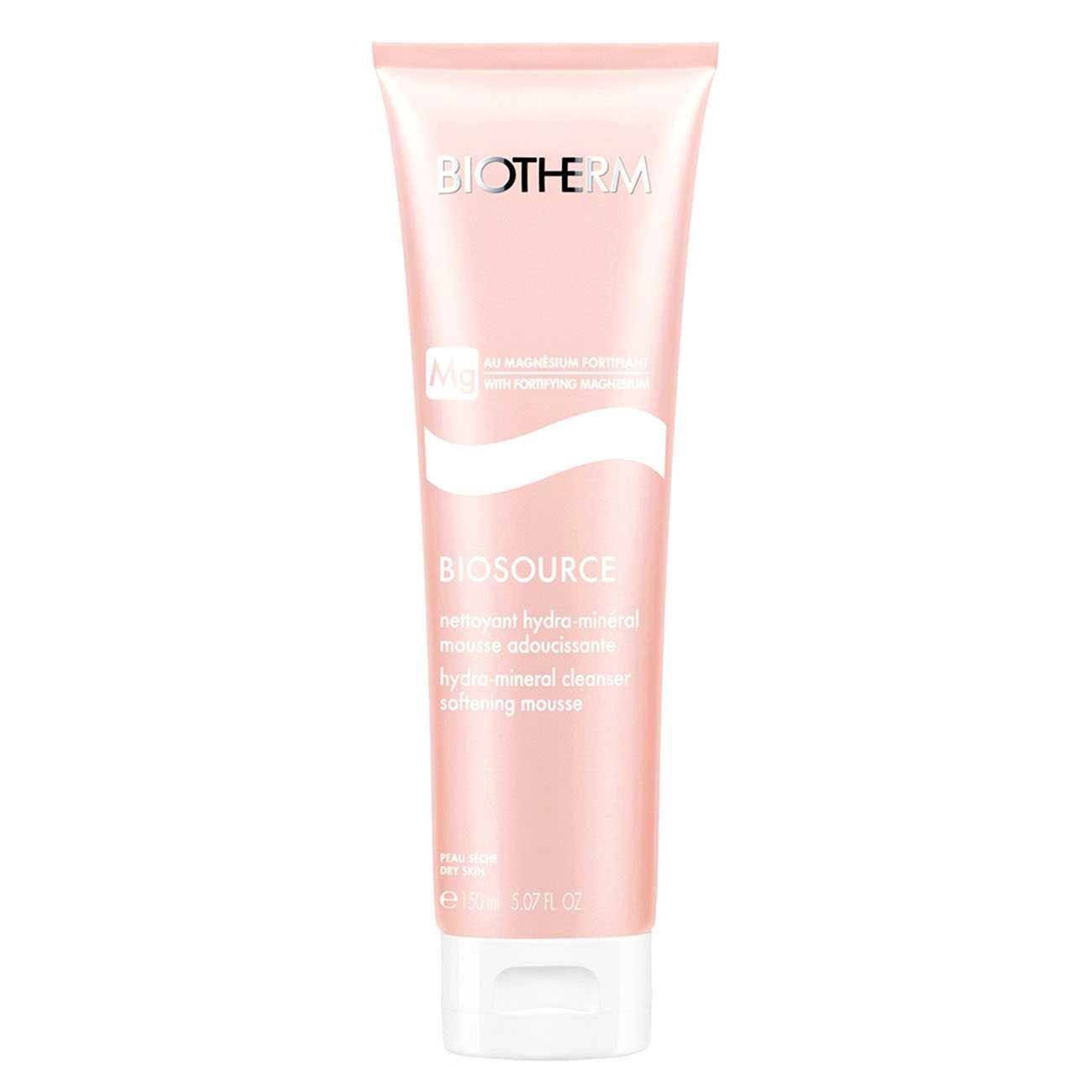 BIOSOURCE CLEANSER MOUSSE 150 ML