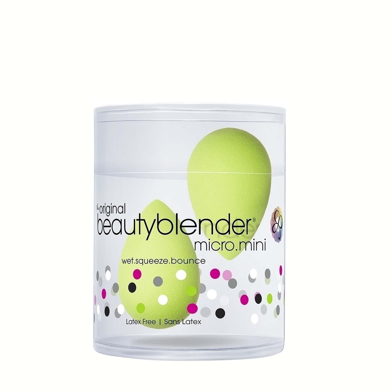 The Original Mini Sponge Set Beauty Blender imagine 2021 bestvalue.eu