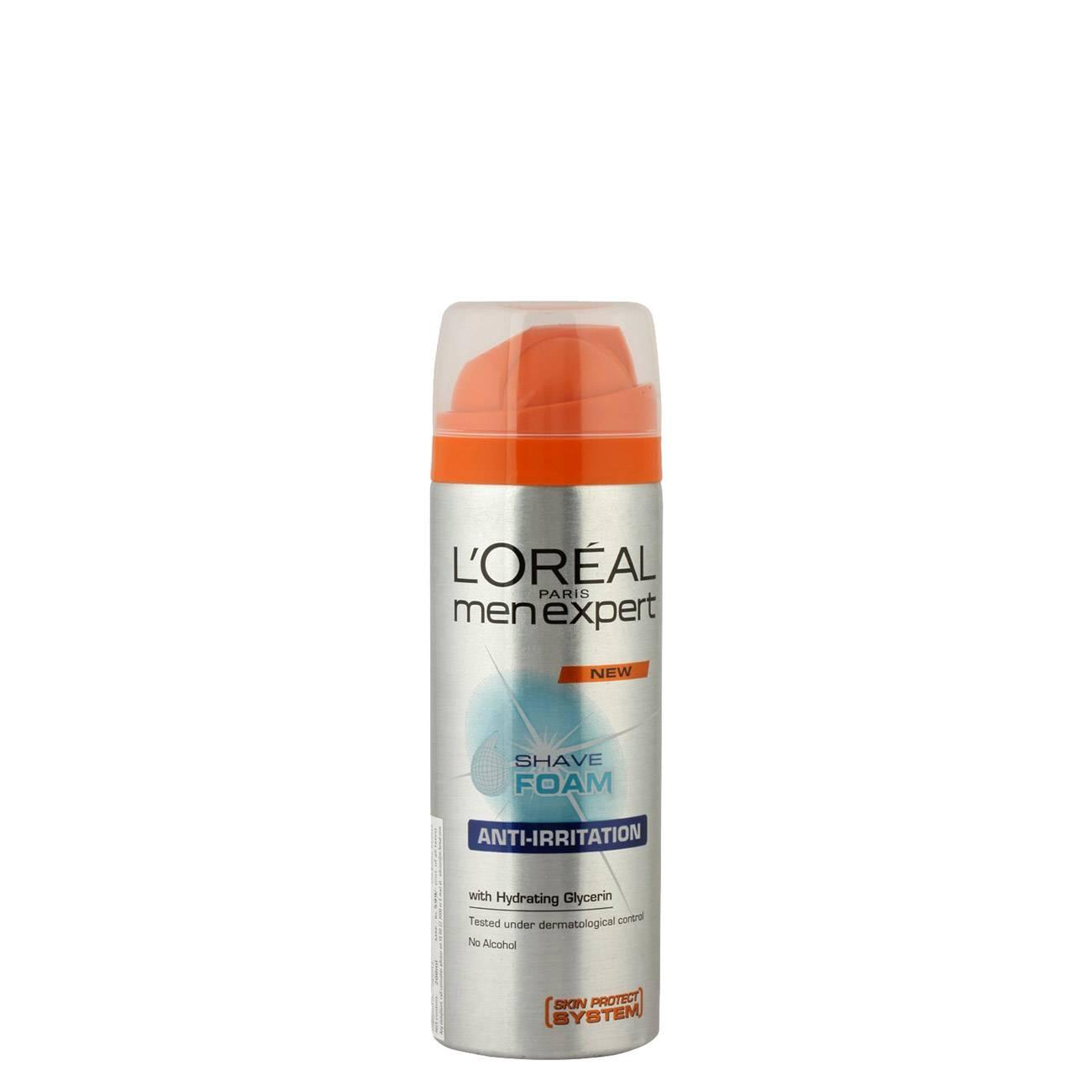Shaving Foam 200 Ml L'Oreal imagine 2021 bestvalue.eu
