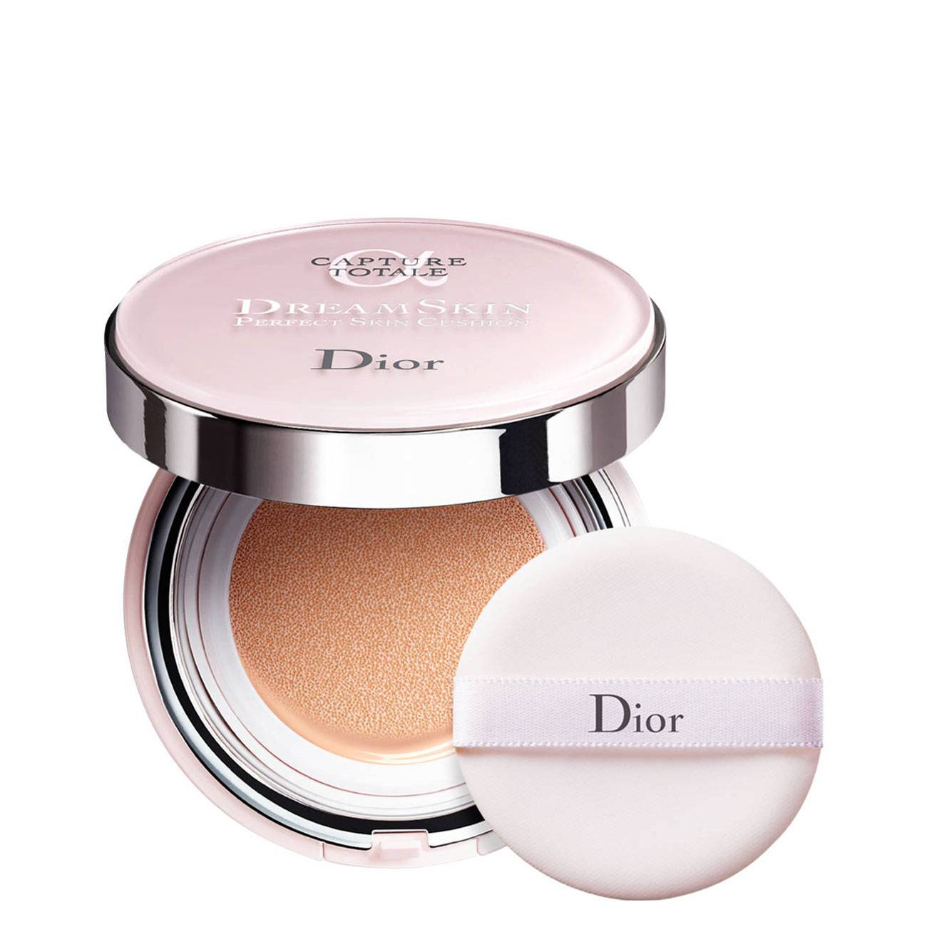 Dreamskin Perfect Skin Cushion Spf 50 30 Grame Dior imagine 2021 bestvalue.eu
