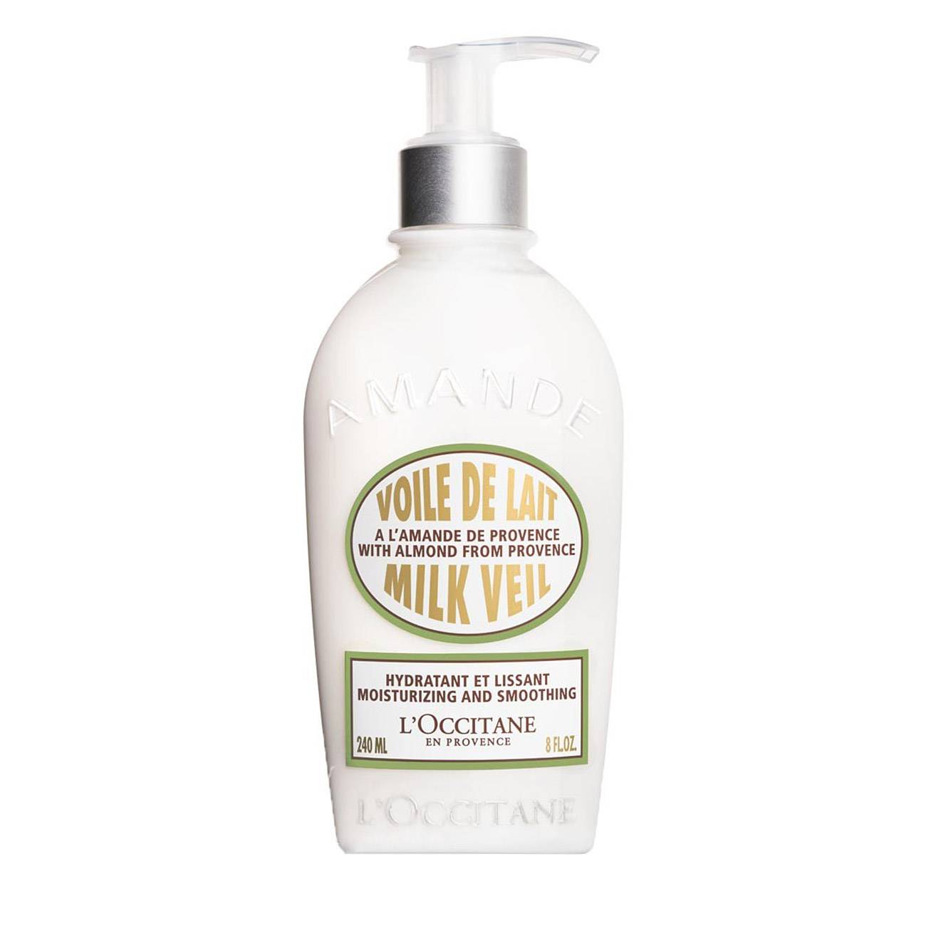 Almond Milk Veil 240 Ml L'occitane imagine 2021 bestvalue.eu