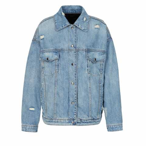 Armani Exchange Denim jacket S Jachete