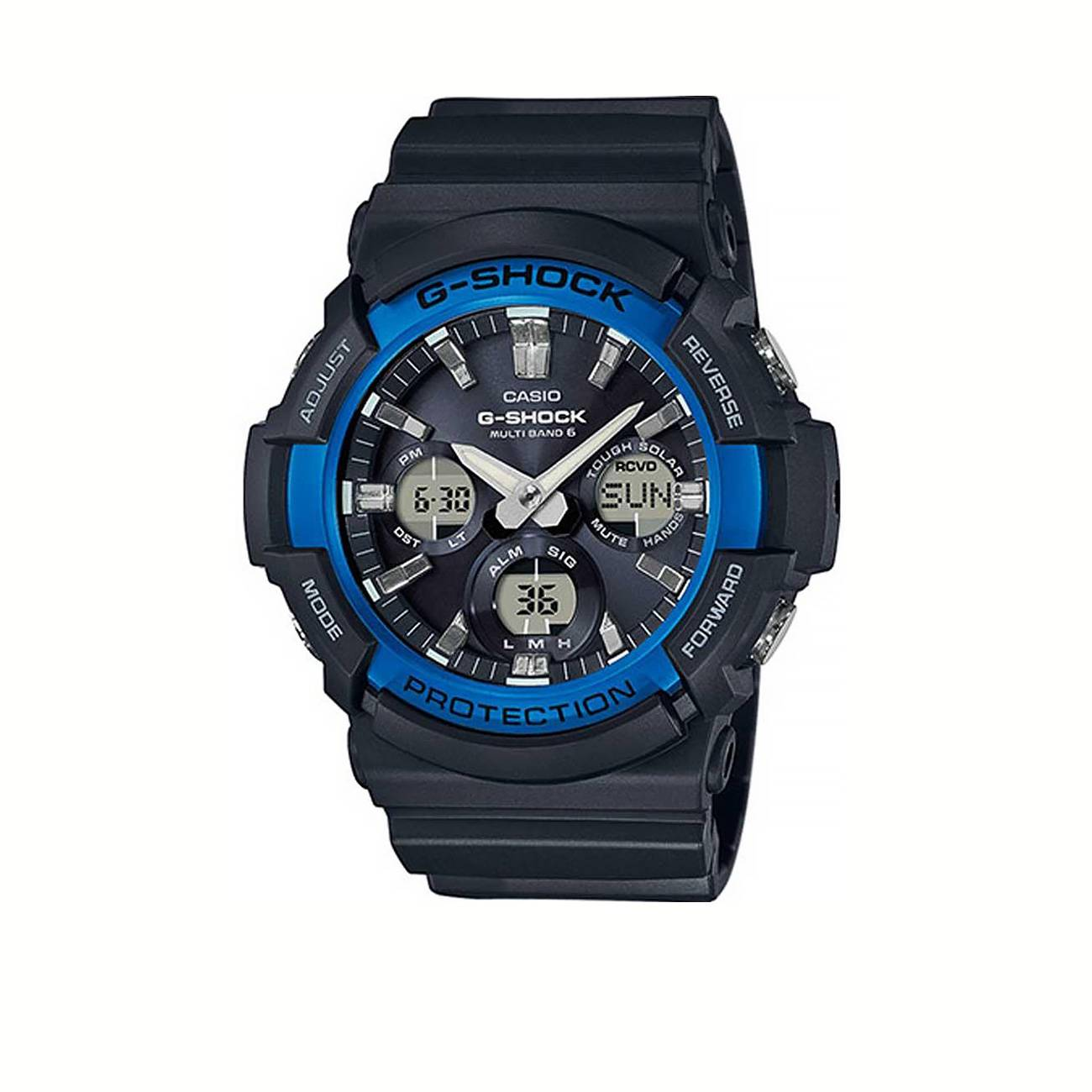 G-SHOCK GAW-100B-1A2ER imagine produs