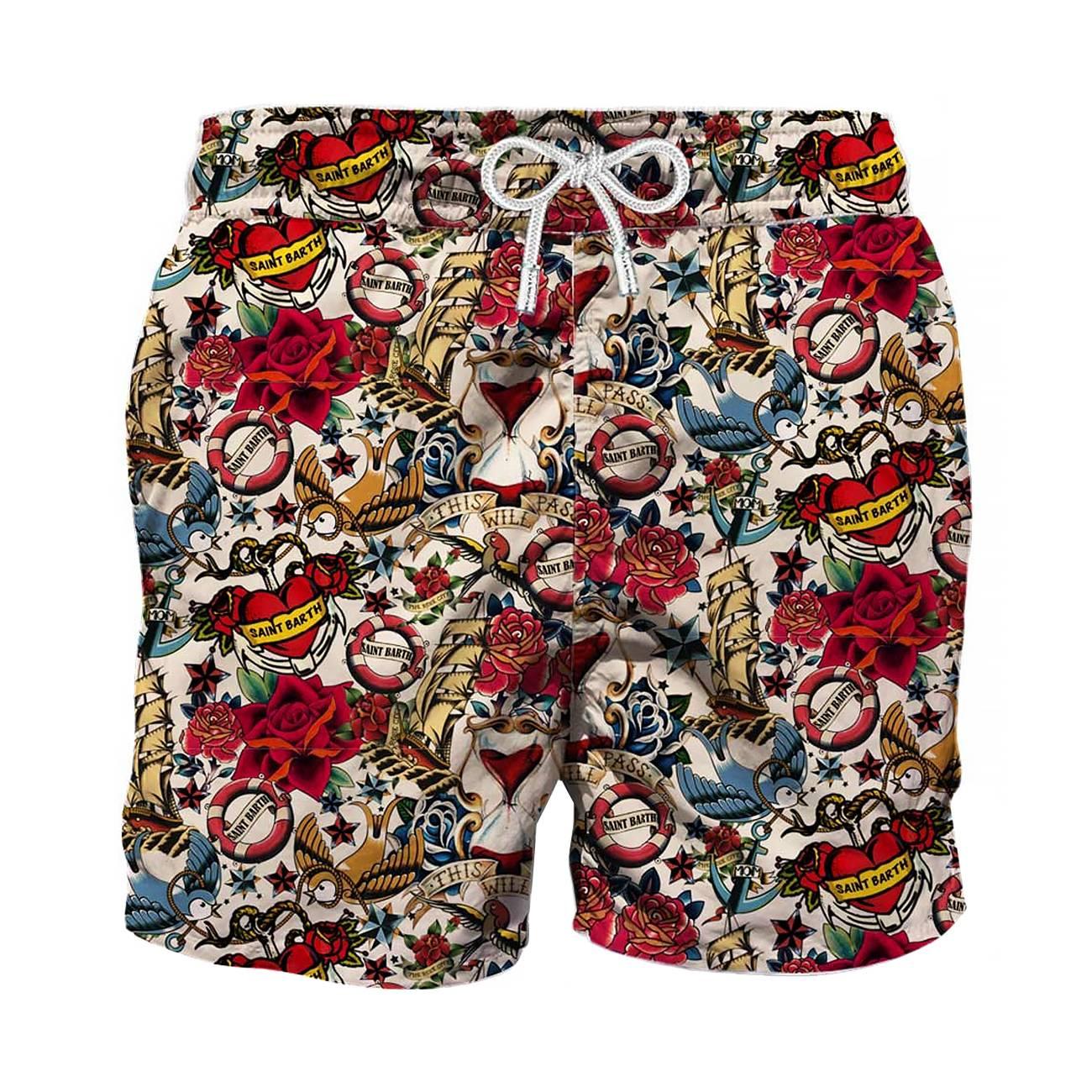 Gustavia Swim Shorts Azala 4101 M imagine