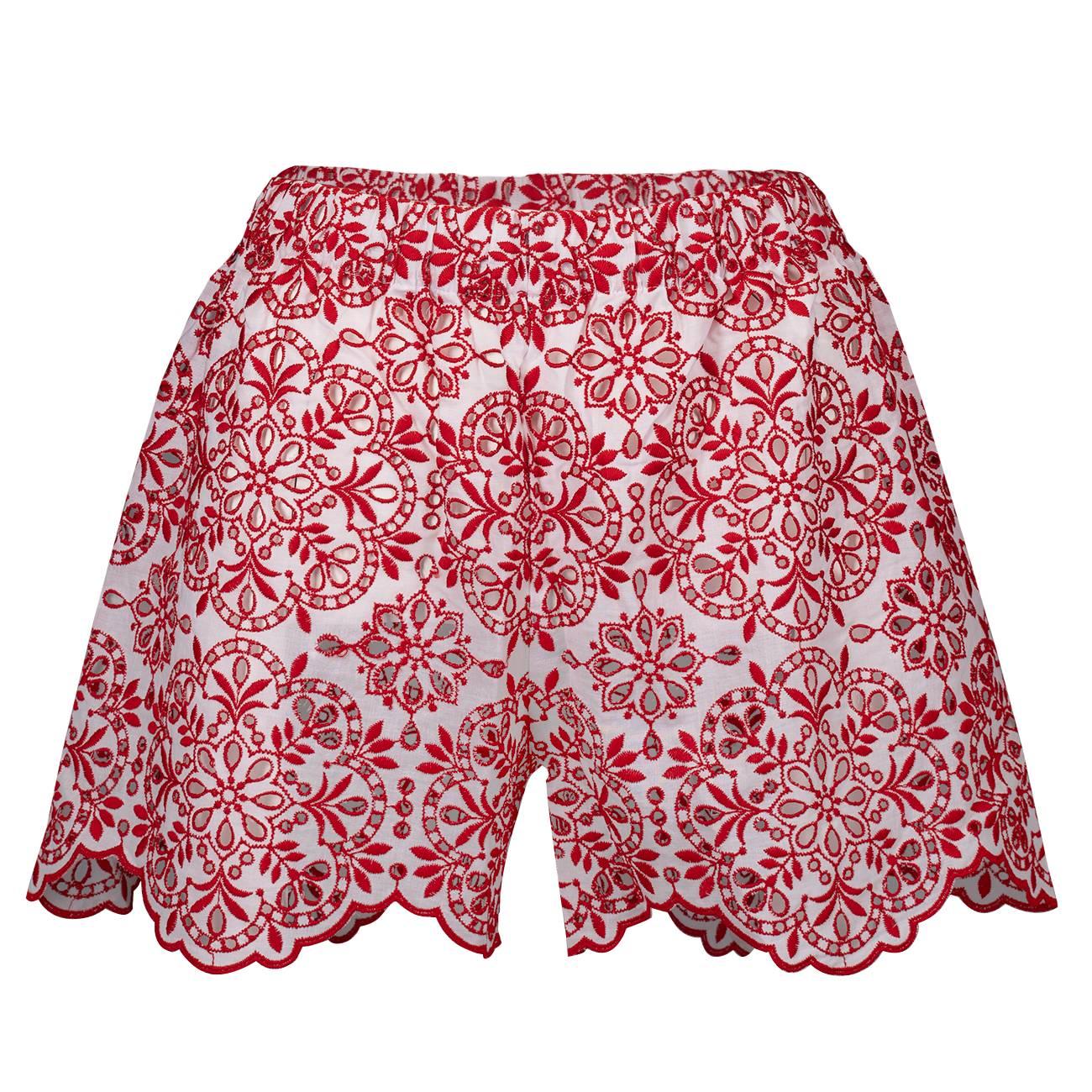 Robin Shorts Sangallo E 0141 L