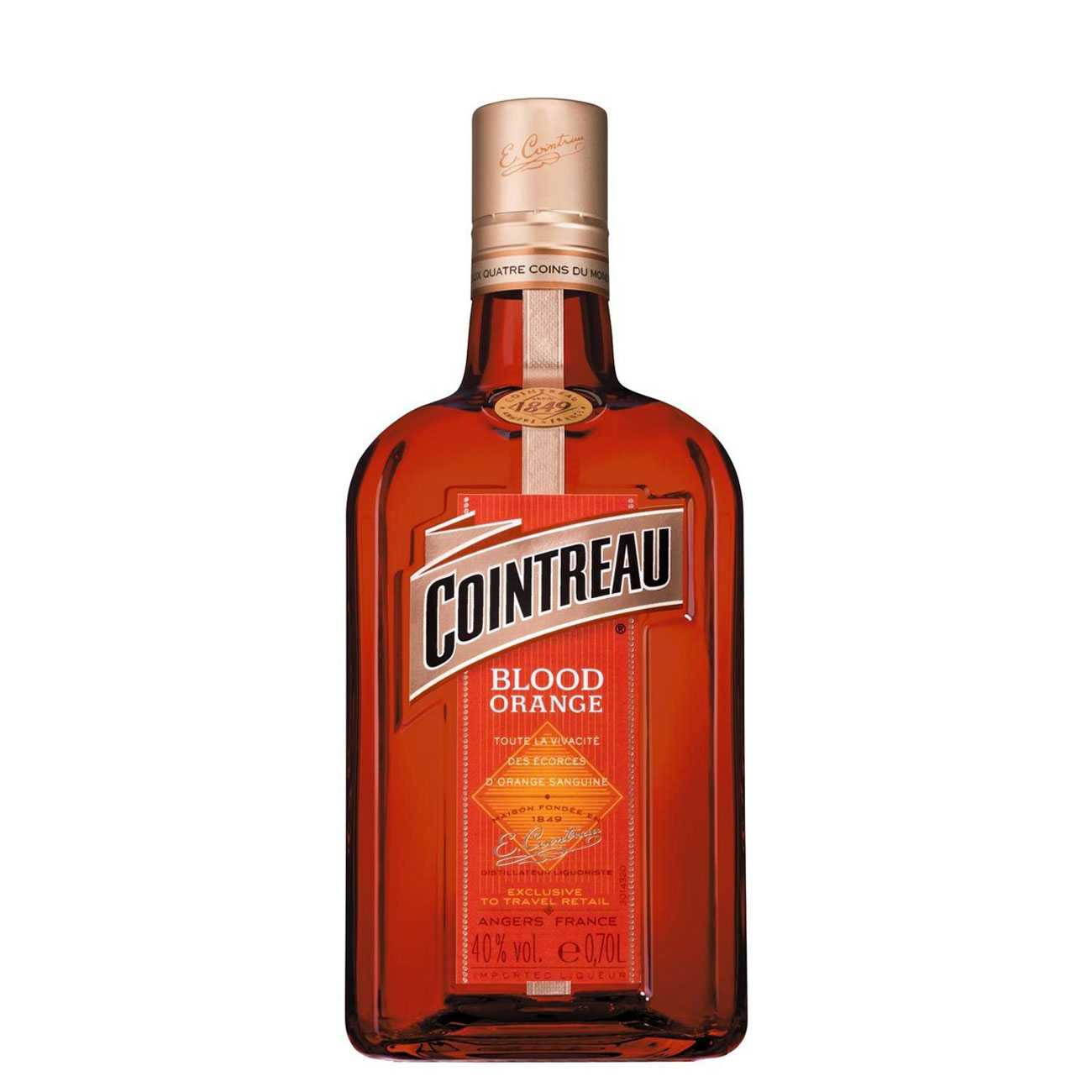 Lichior, BLOOD ORANGE 700 ML, Cointreau
