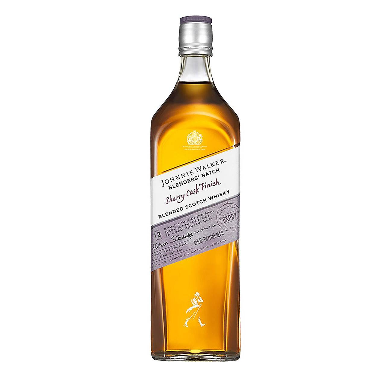Whisky scotian, BLENDER BATCH SHERRY CASK 1000ml, Johnnie Walker