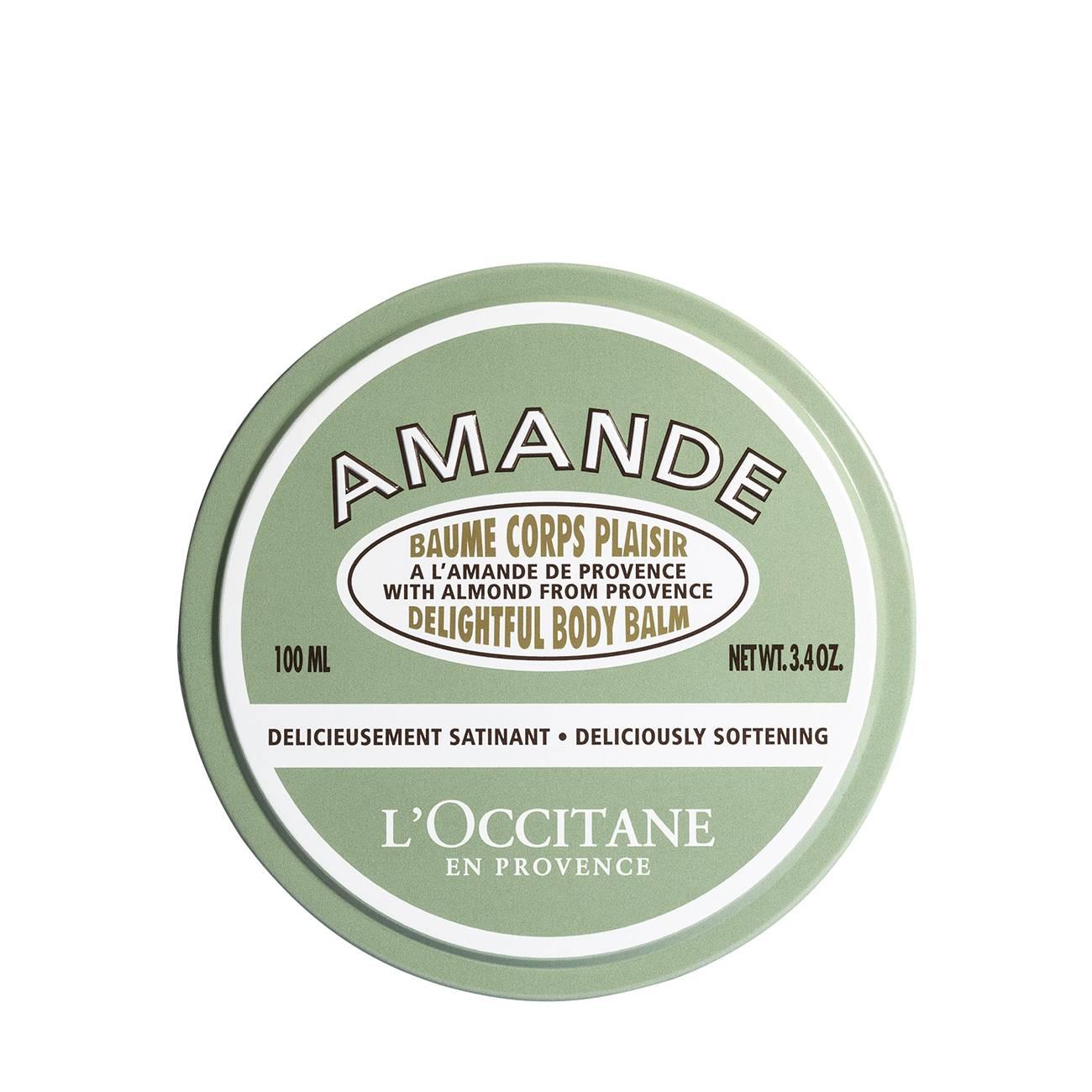 Almond Delightful Body Balm 100ml L'occitane imagine 2021 bestvalue.eu