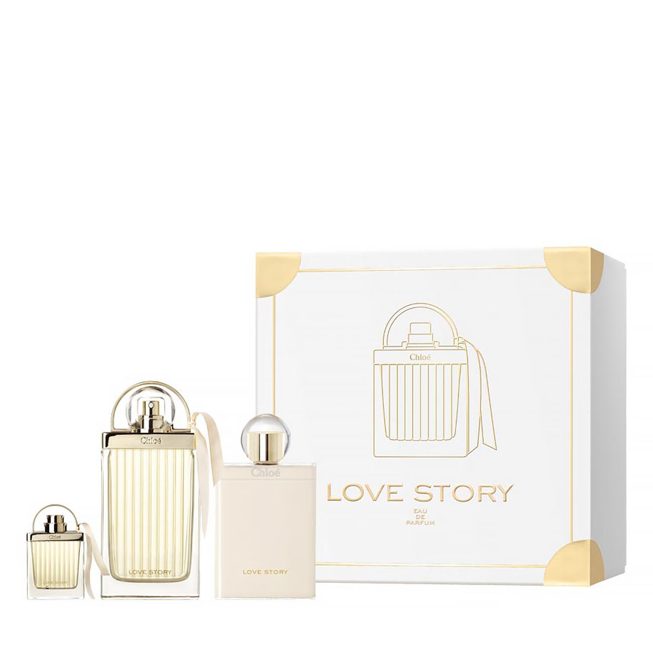 LOVE STORY SET 183ml imagine produs
