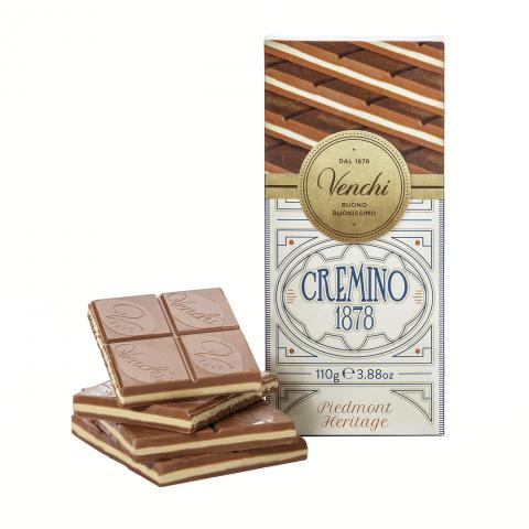 Venchi CREMINO 1878 BAR Tablete 110gr
