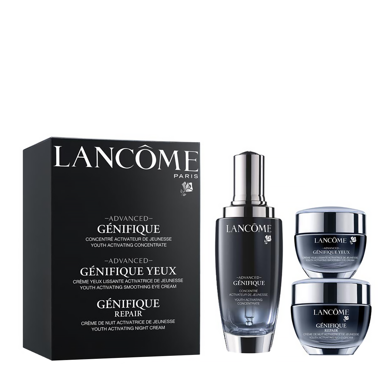 ADVANCED GENIFIQUE SET 165ml