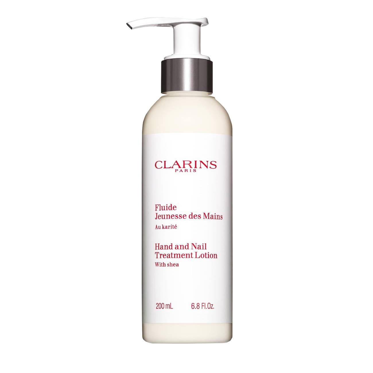 Hand And Nail Treatment Lotion With Shea Butter 200 Ml Clarins imagine 2021 bestvalue.eu