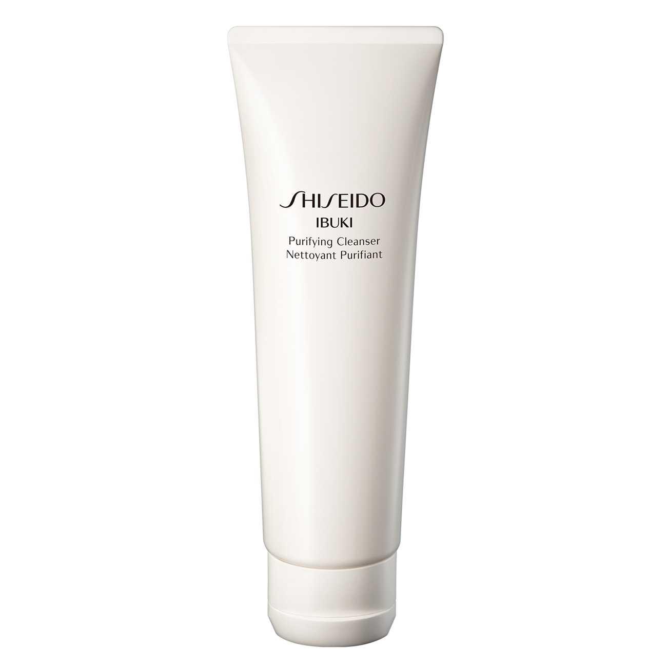 Ibuki Purifying Cleanser 125 Ml Shiseido imagine 2021 bestvalue.eu