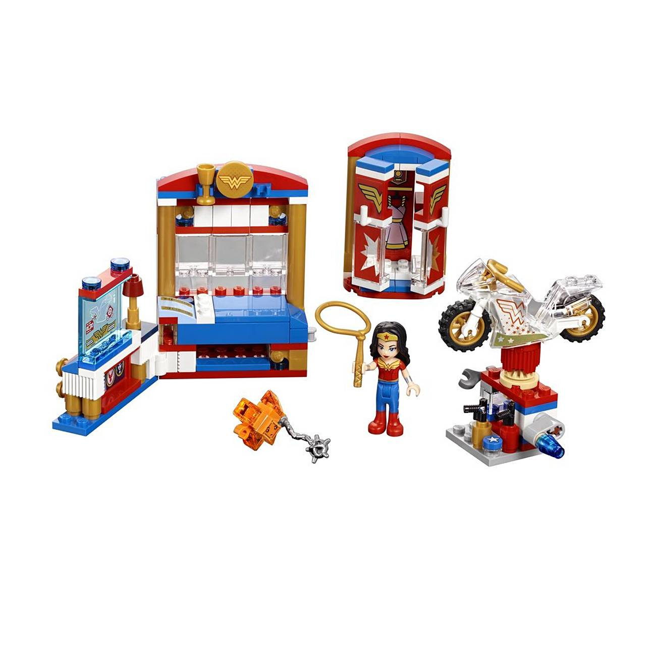 SUPER HERO GIRLS WONDER WOMAN