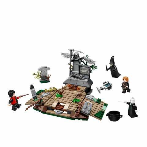 Lego HARRY POTTER THE RISE OF VOLDEMORT Jucarii