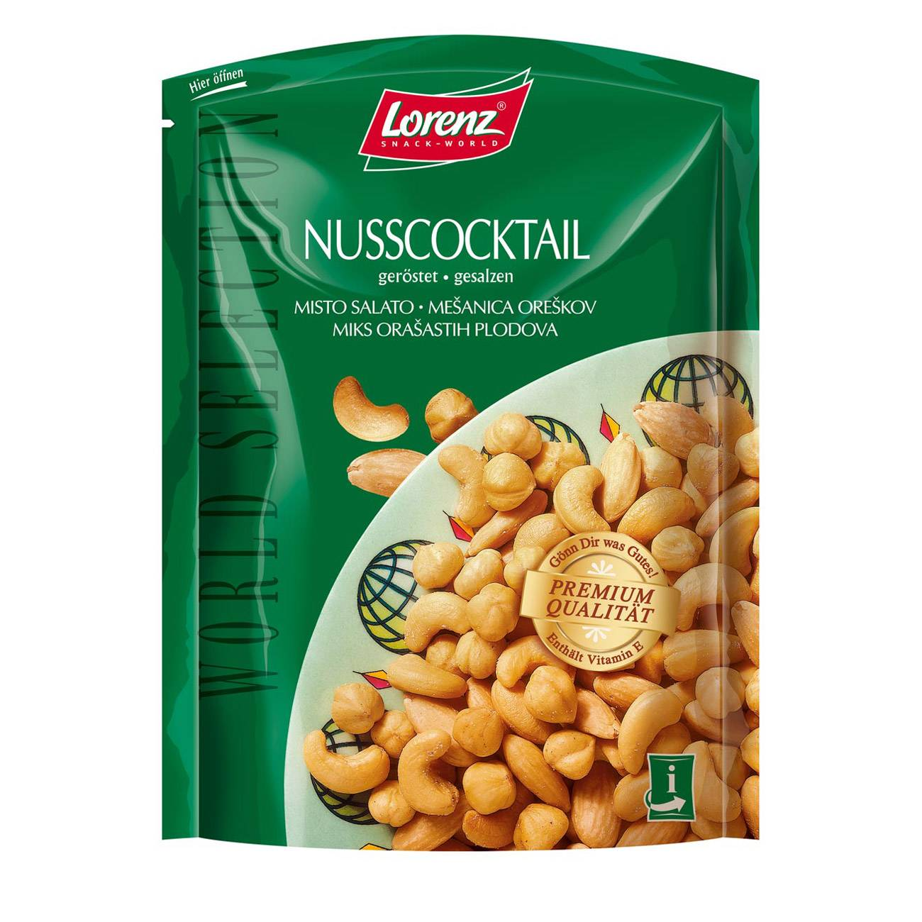 WORLD SELECTION MIXED NUTS 100gr