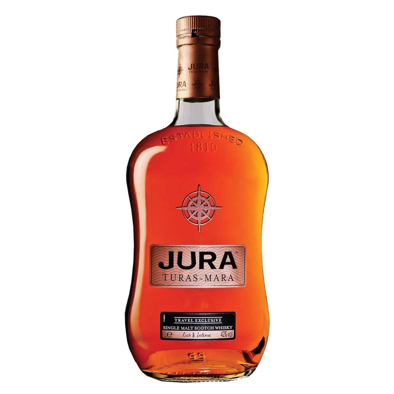 Whisky scotian, TURAS MARA 1000 ML, Isle Of Jura