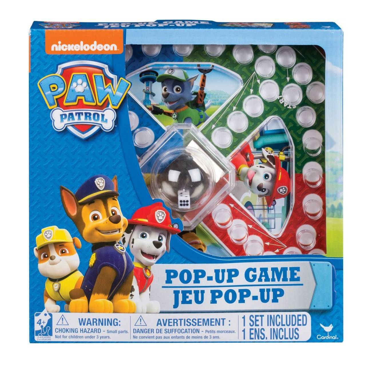 POP UP GAME