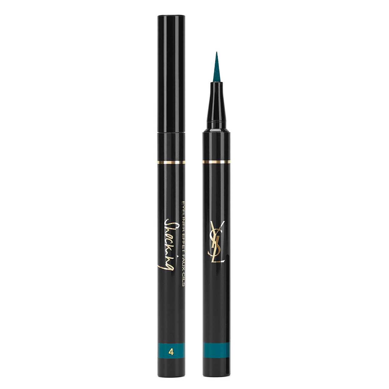 EYELINER SHOCKING 1 ML DEEP GREEN 4