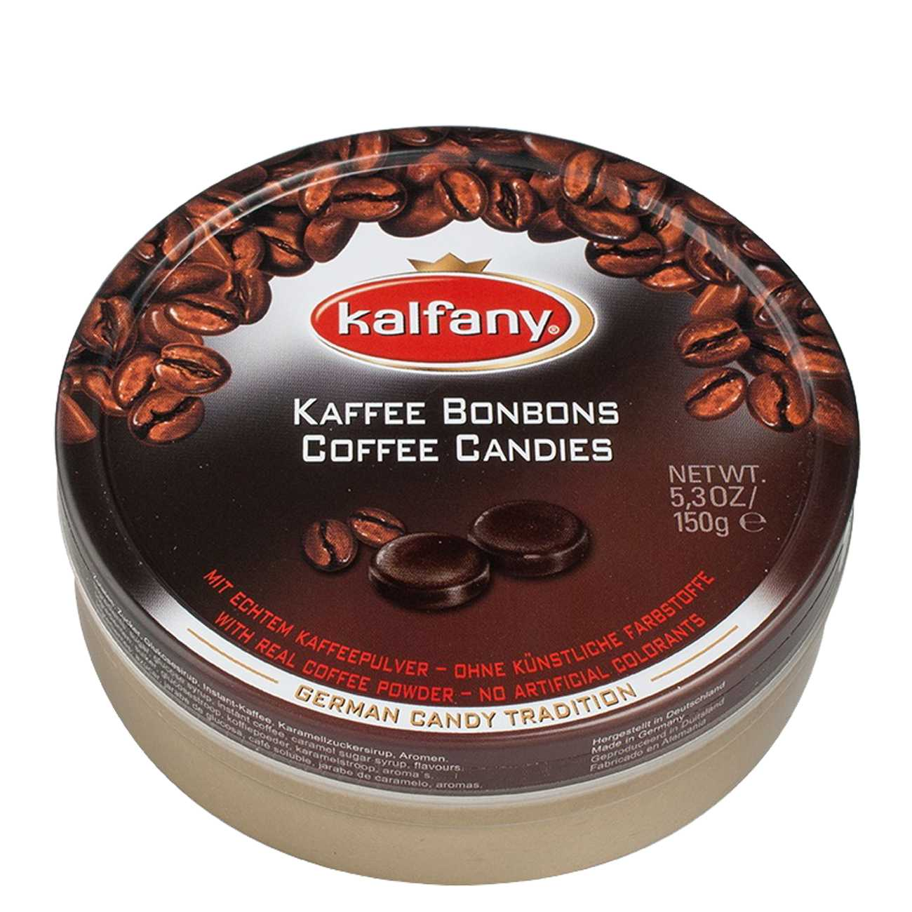 COFFEE CANDIES 150 G