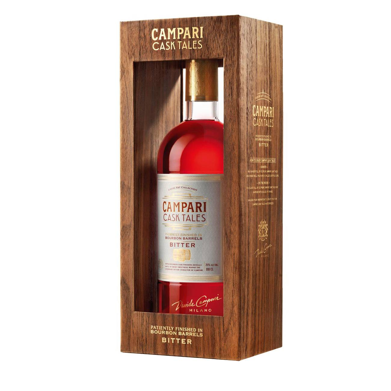 CAMPARI CASK TALES 1000ml