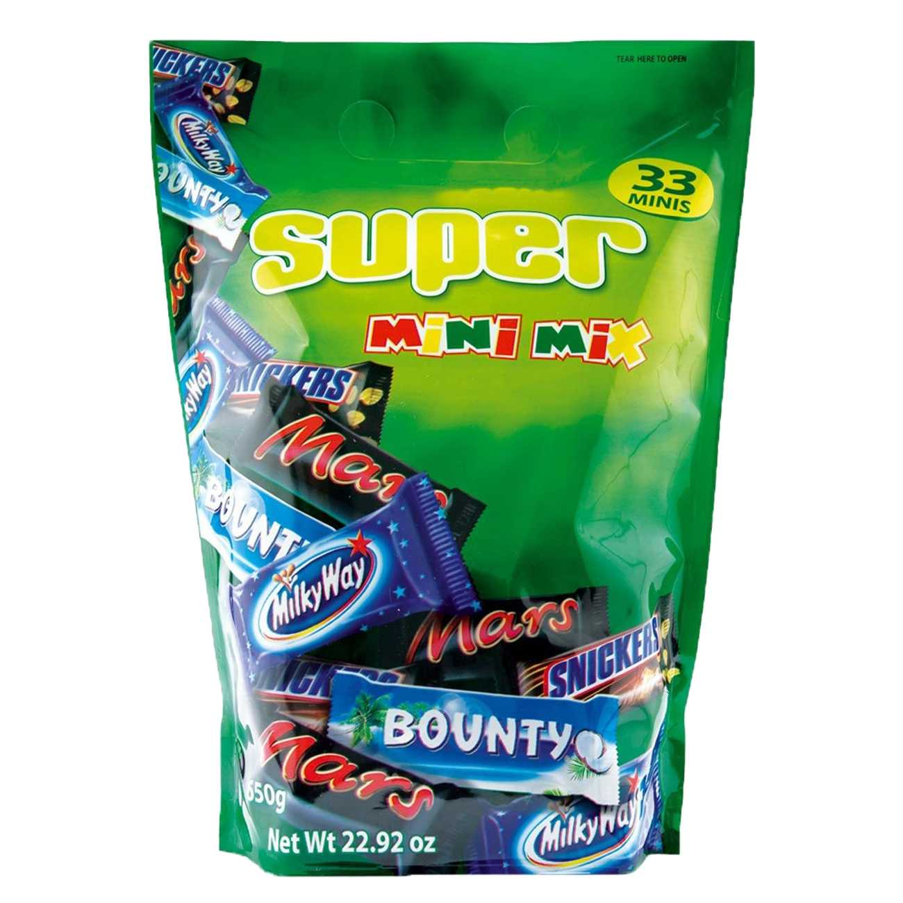 SUPER MINIS MIX 650 G