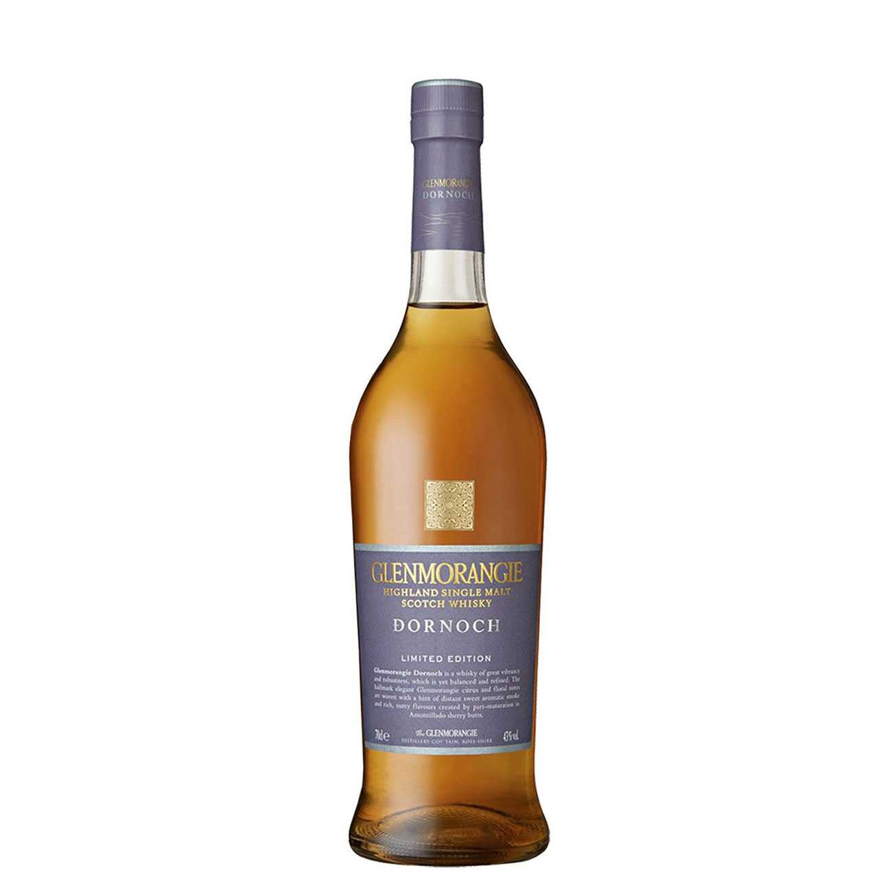 Whisky scotian, DORNOCH 700 ML, Glenmorangie