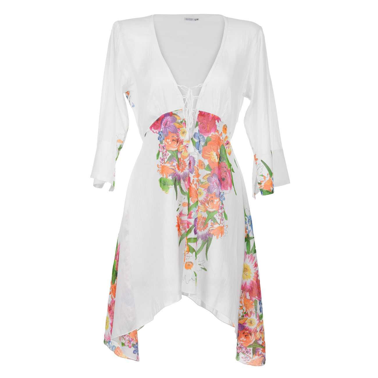 Beach Dress Anais Pink L/Xl imagine
