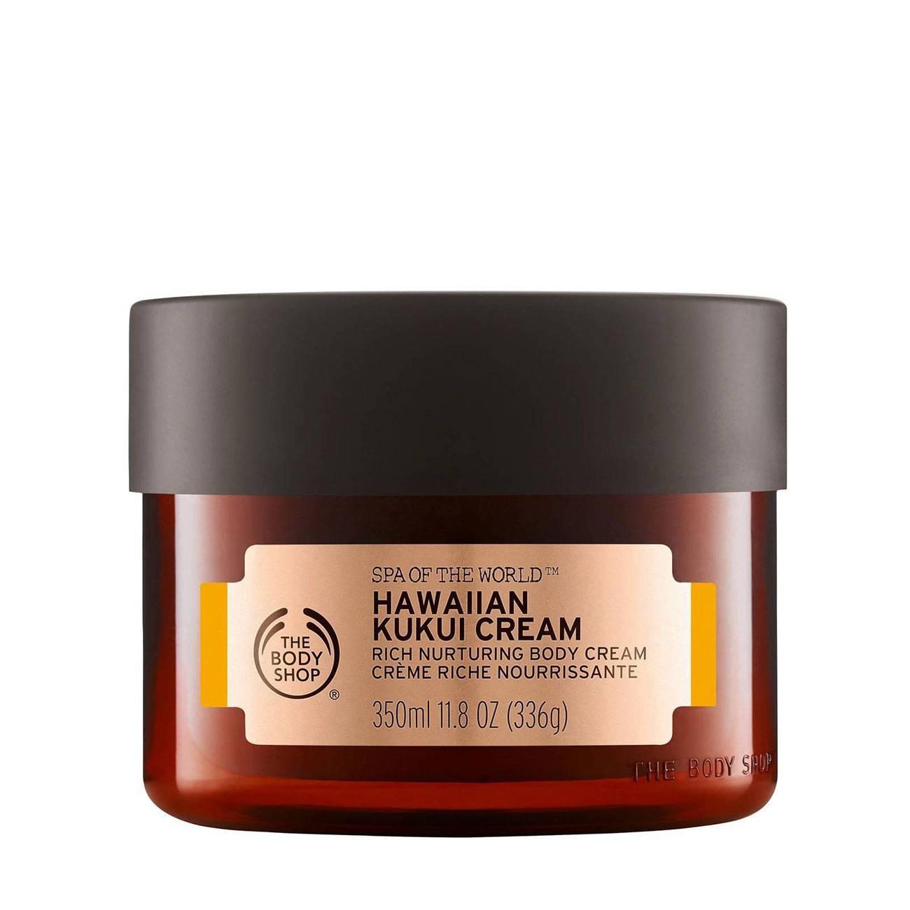 Hawaiian Kukui Body Cream 350ml imagine