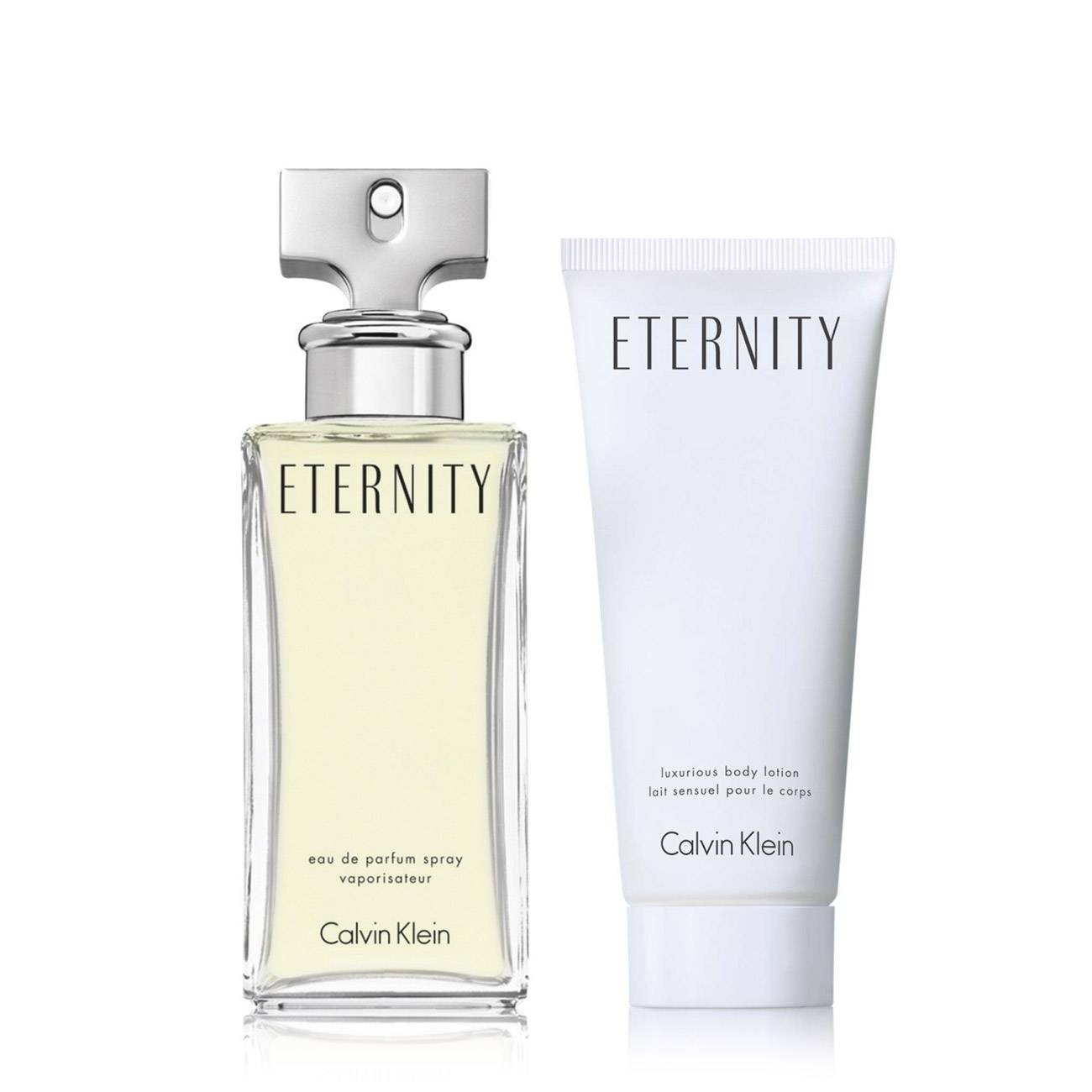 ETERNITY FOR WOMEN SET 200ml