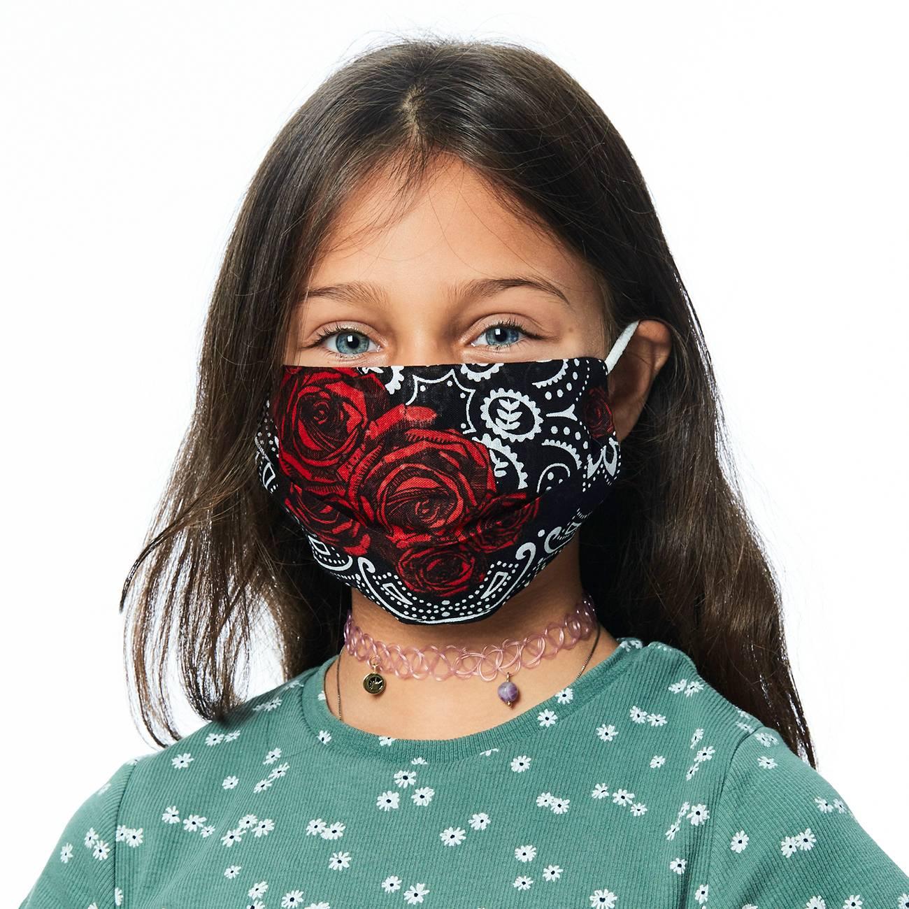 Masca Pm2.5 Trandafirii - Kids Xs Be Aware imagine 2021 bestvalue.eu