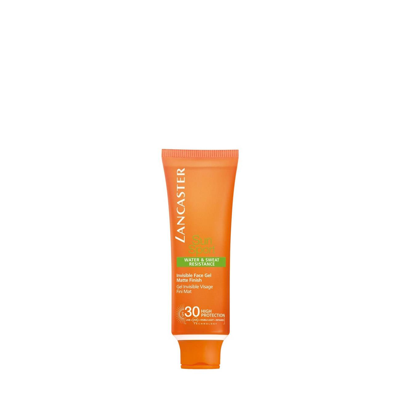 SUNCARE SPORT INVISIBLE FACE GEL 75 Ml