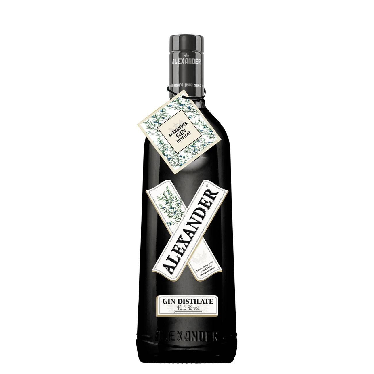 Gin, GIN 700 ML, Alexander