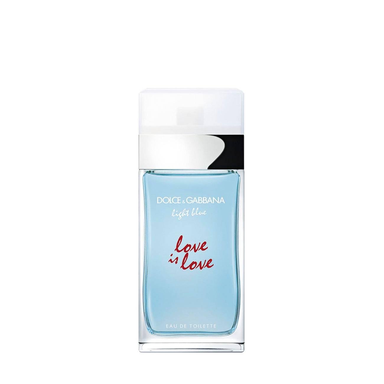 LIGHT BLUE LOVE IS LOVE 50ml poza noua