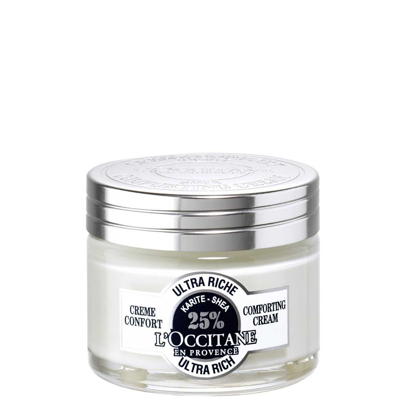 Ultra Rich Face Cream 50 Ml L'occitane imagine 2021 bestvalue.eu