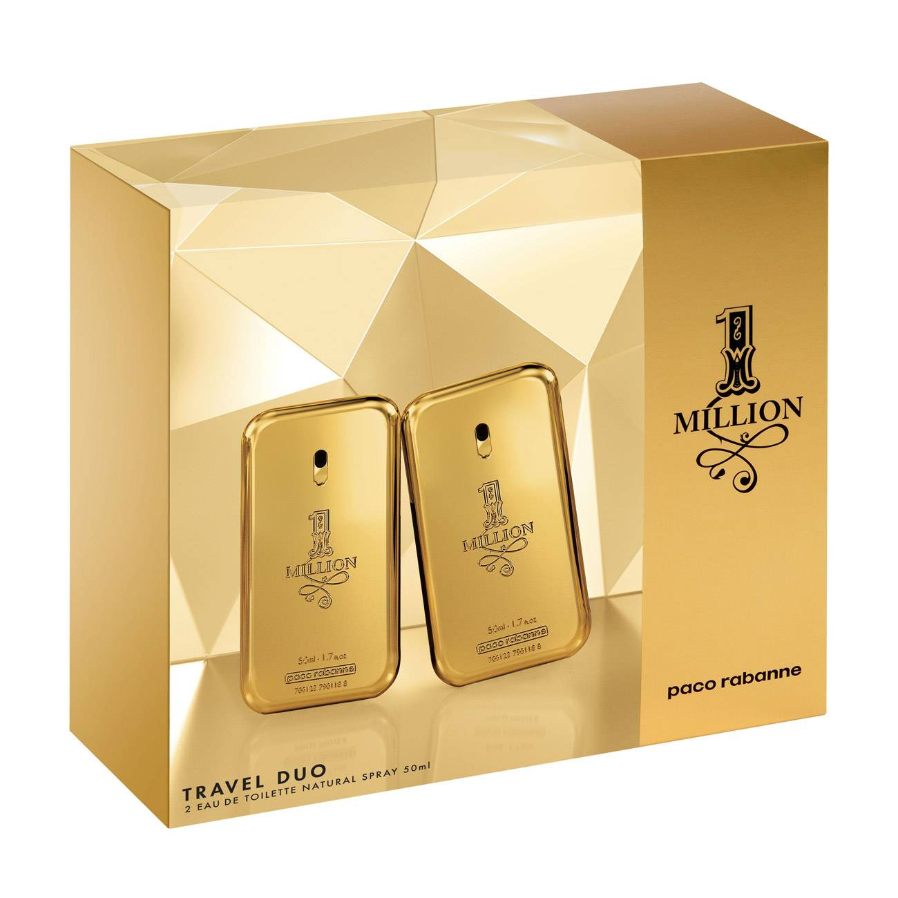 1 MILLION DUO 100ml imagine produs