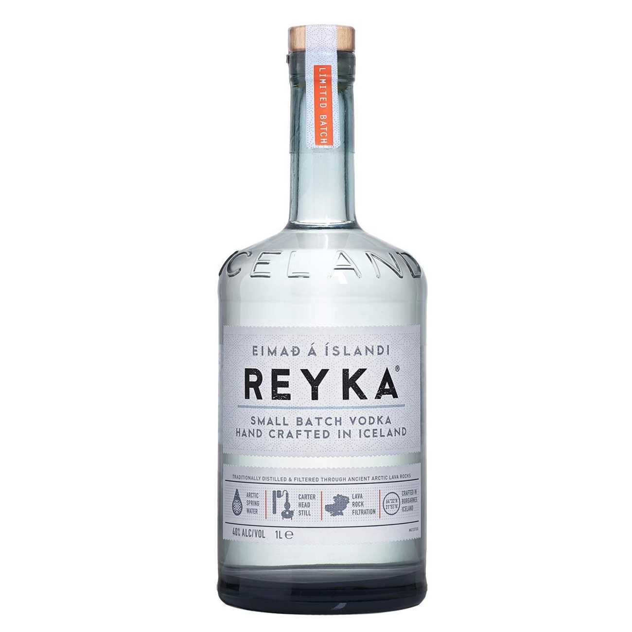 Vodka, VODKA 1000 ML, Reyka