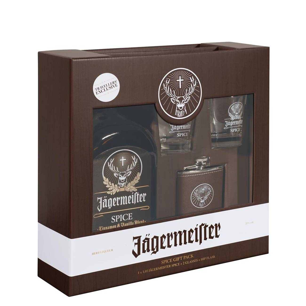 Aperitive si vermut, SPICE SET, Jagermeister